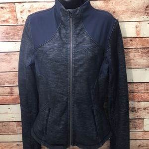Lululemon Athletica full zip jacket 8 women's K712